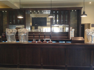 Bar Install services Chester