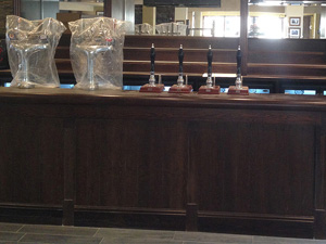 Bar Installation Services Chester